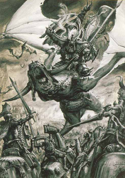 how to build grimgor total warhammer